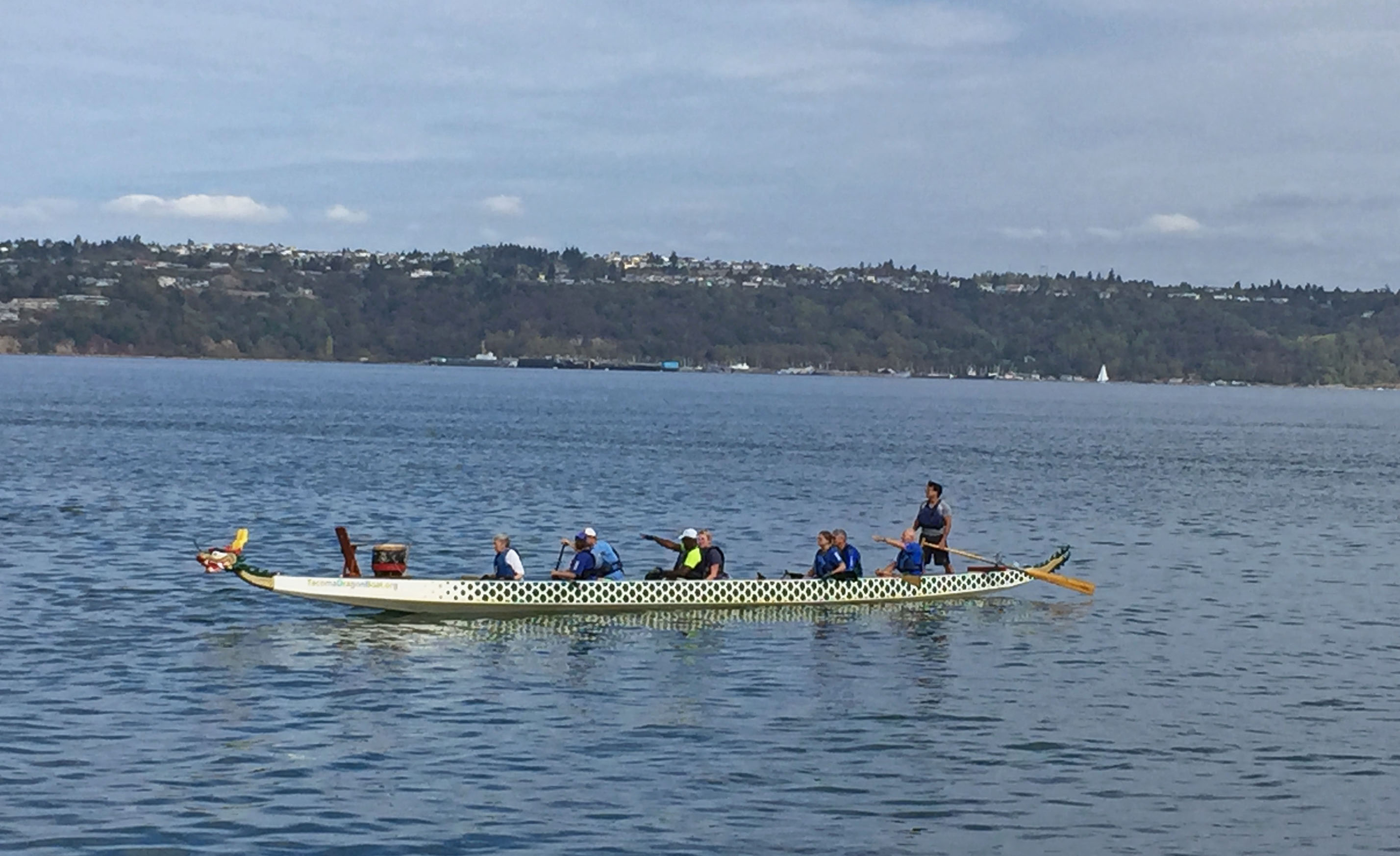 Tacoma Dragon Boat Association