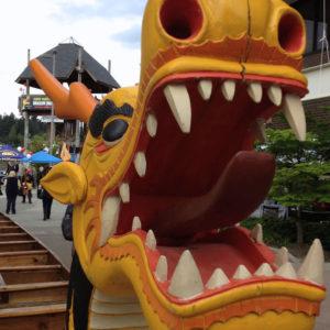 Rainier Dragon Boat Festival