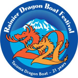 Rainier Dragon Boat Festival 2021 Logo